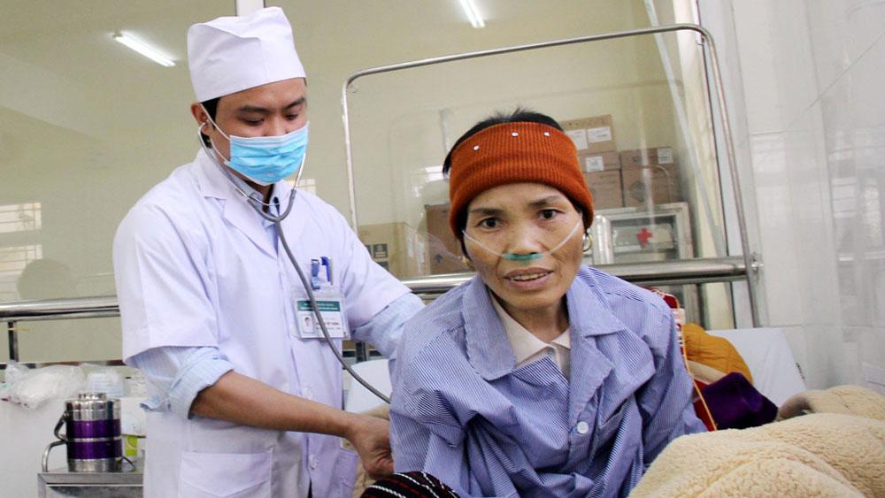 Tăng năng lực khám, chữa bệnh và dịch vụ dân số